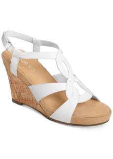 Aerosoles Fabuplush Wedge Sandals Women's Shoes