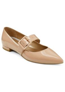 Aerosoles Final Score Pointed Toe Flats Women's Shoes