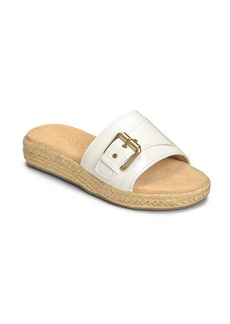 "Aerosoles® ""Glorify"" Espadrille Slide Sandals"