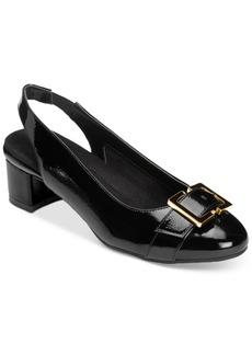 Aerosoles Ink Pad Slingback Pumps Women's Shoes