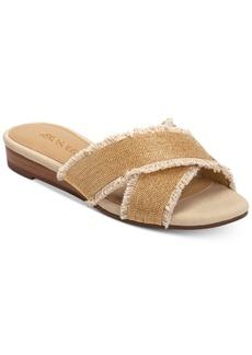 Aerosoles Just A Bit Slide Sandals Women's Shoes