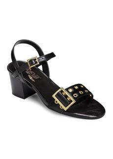 Aerosoles Midtown Faux Leather Ankle-Strap Sandals