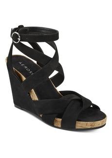 Aerosoles Phoenix Strappy Wedge Women's Shoes
