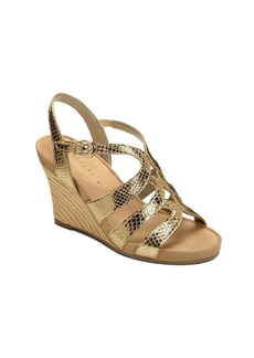 "Aerosoles® ""Plush Plenty"" Wedge Sandals"