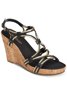Aerosoles Real Plush Wedge Sandals Women's Shoes