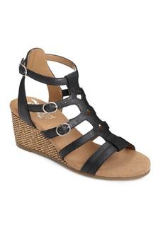 Aerosoles Sparkle Strappy Wedge Sandals