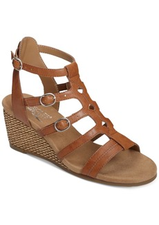 Aerosoles Sparkle Wedge Sandals Women's Shoes