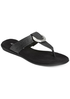 Aerosoles Supper Chlub Flat Thong Sandals Women's Shoes