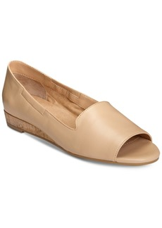Aerosoles Tidbit Peep-Toe Flats Women's Shoes