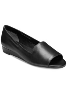 Aerosoles Tidbit Peep-Toe Flats Women's Shoes