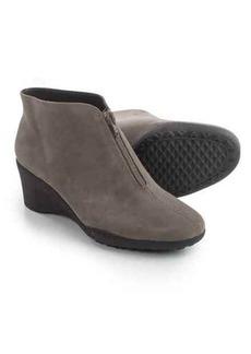 Aerosoles Torista Wedge Ankle Boots - Nubuck (For Women)