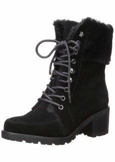 Aerosoles Women's GET Going Combat Boot