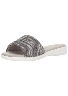 Aerosoles Women's Great Call Wedge Slide Sandal