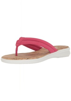 Aerosoles Women's Great Lakes Wedge Flip Flop