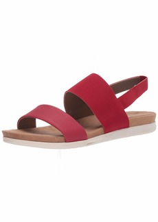 Aerosoles Women's Hoboken Sandal RED