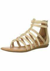 Aerosoles Women's NUCHLEAR Flat Sandal   M US
