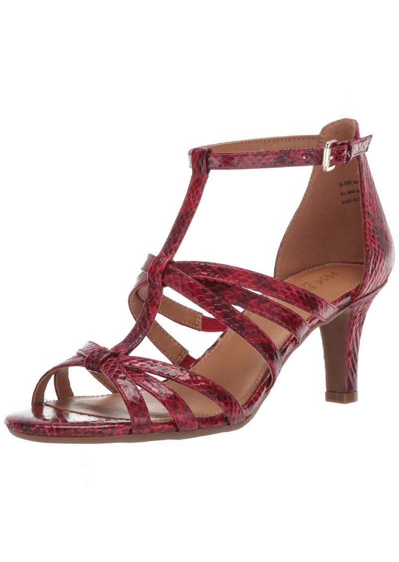 Aerosoles Women's PASSIONFRUIT Heeled Sandal   M US