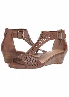 Aerosoles Women's Sapphire Wedge Sandal   M US