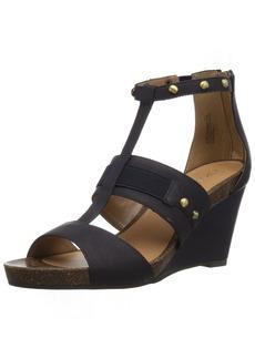 Aerosoles Women's Watermark Wedge Sandal  6 M US