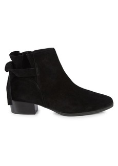 Aerosoles Crosswalk Suede Booties