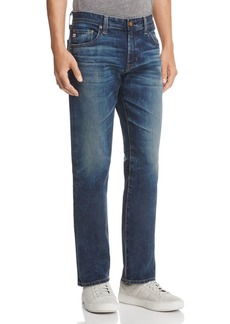AG Adriano Goldschmied AG Matchbox Slim Fit Jeans in 12 Years River Veil