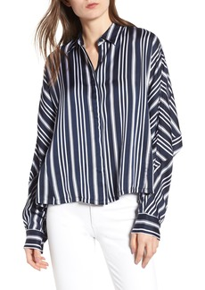 AG Adriano Goldschmied AG Acoustic Stripe Shirt
