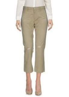 AG ADRIANO GOLDSCHMIED - Cropped pants & culottes