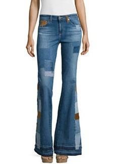 AG Adriano Goldschmied AG Angel High-Waist Flare Jeans