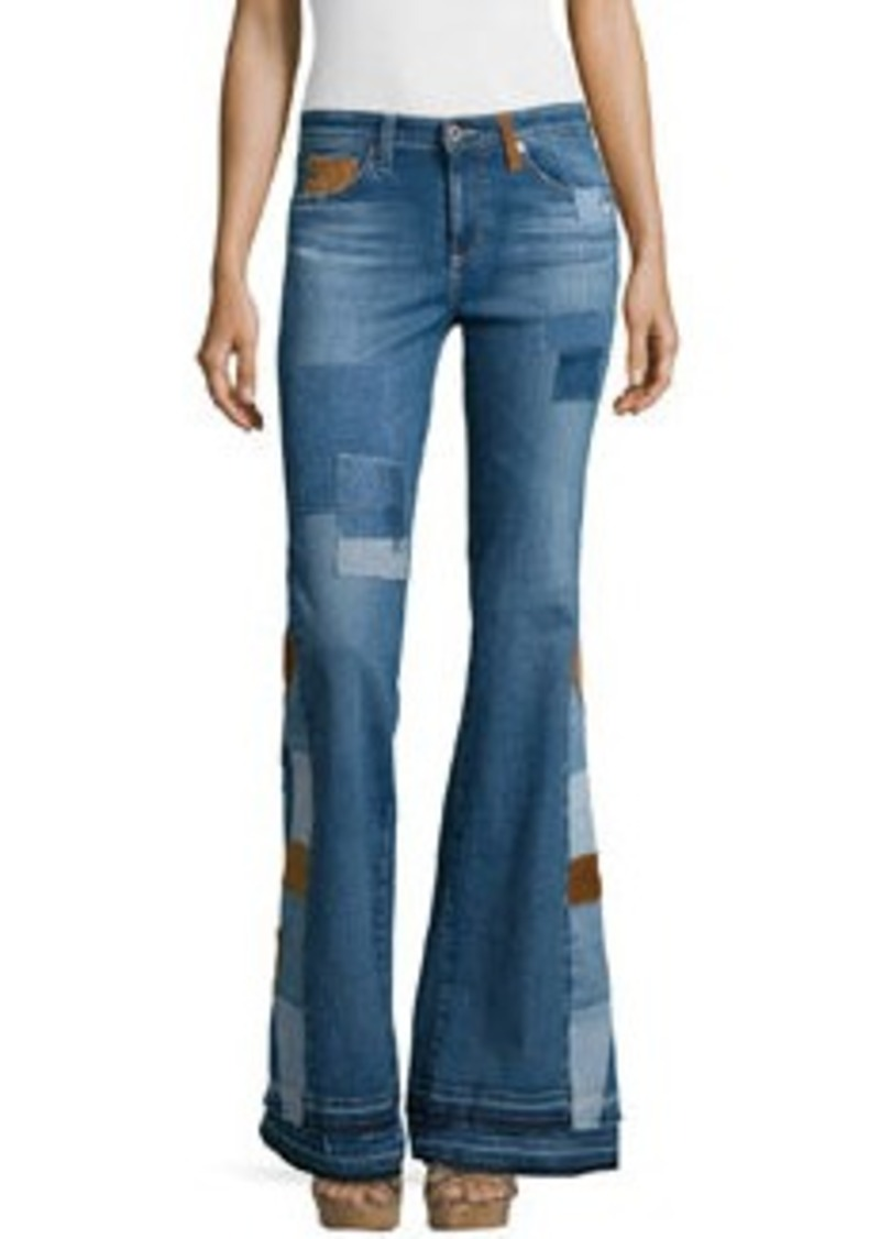 AG Adriano Goldschmied AG Angel High-Waist Flare Jeans