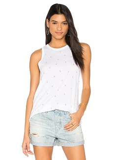 AG Adriano Goldschmied Addie Tank in White. - size L (also in M,S,XS)