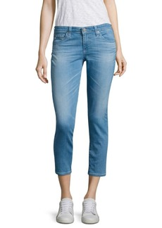 AG Adriano Goldschmied Stilt Crop Jeans