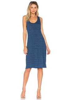 AG Adriano Goldschmied Avril Dress in Blue. - size L (also in M,S,XS)