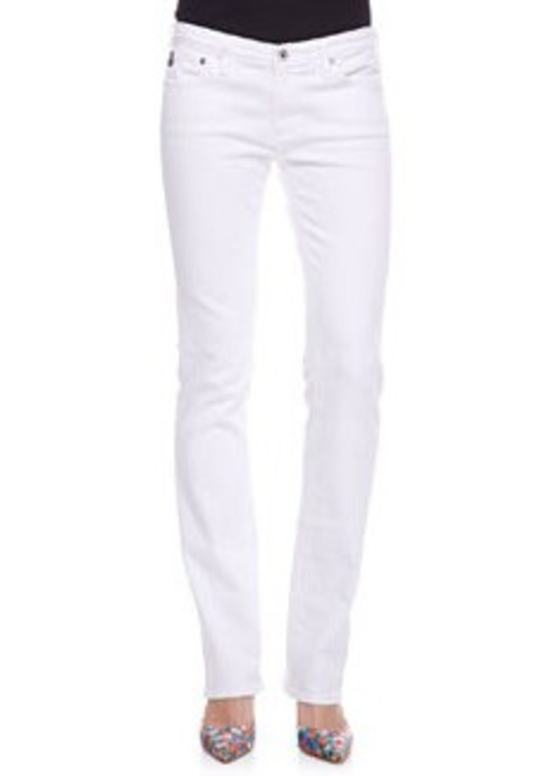 AG Adriano Goldschmied Ballad Slim Boot-Cut Jeans