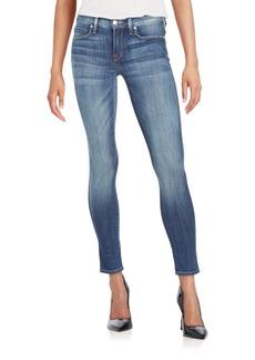 AG Adriano Goldschmied Beau Slouchy Skinny Boyfriend Jeans