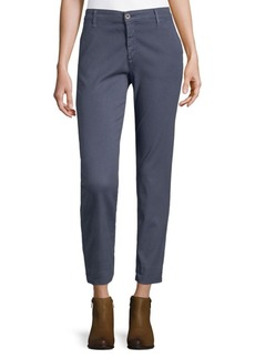 AG Adriano Goldschmied Caden Rolled Twill Pants