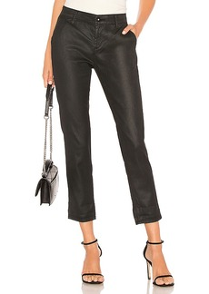 AG Adriano Goldschmied Caden Leatherette Pant