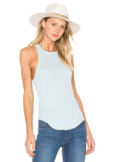 AG Adriano Goldschmied CAPSULE Kit Unfinished Hem Tank