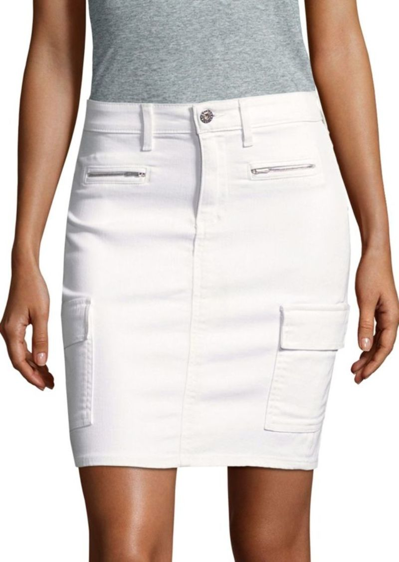 4ec2363615 On Sale today! AG Adriano Goldschmied Cargo Pencil Skirt