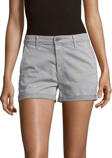 AG Adriano Goldschmied Casual Tailored Shorts
