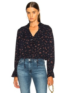 AG Adriano Goldschmied Celeste Blouse