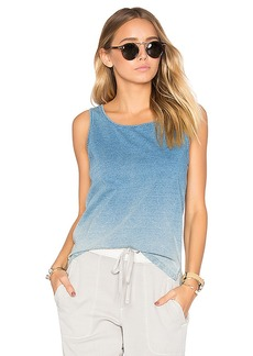 AG Adriano Goldschmied Chrom Tank in Blue. - size L (also in M,S,XS)