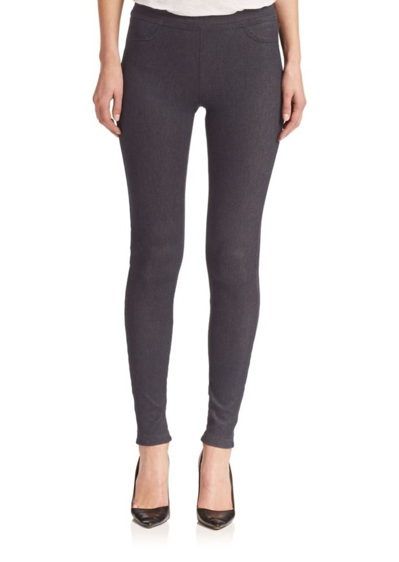 AG Adriano Goldschmied Denim Pull-On Leggings