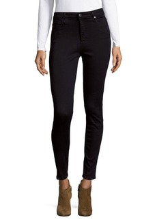 AG Adriano Goldschmied Farrah Skinny Ankle High-Rise Jeans