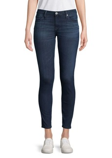 AG Adriano Goldschmied Fading Skinny Jeans