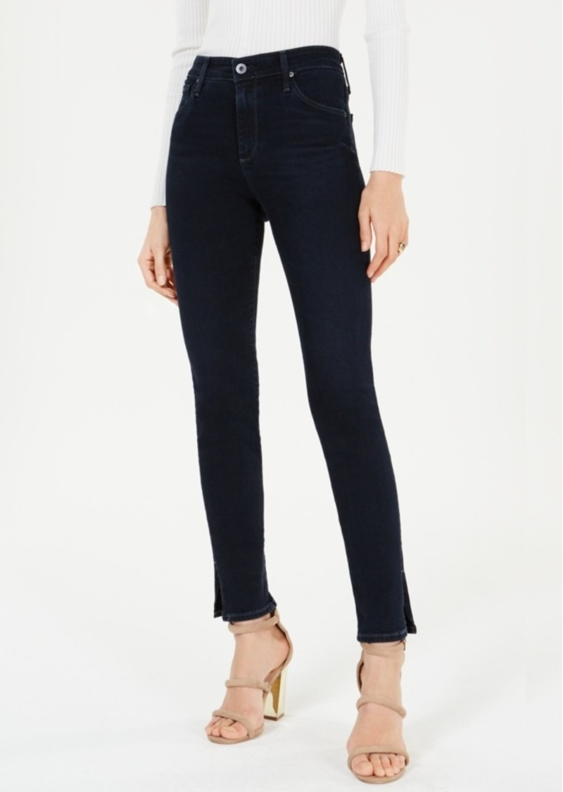 AG Adriano Goldschmied Ag Jeans Farrah Ankle Skinny Jeans