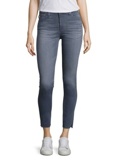 AG Adriano Goldschmied Farrah High Rise Cropped Jeans