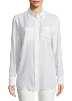 AG Adriano Goldschmied Hartley Collared Shirt