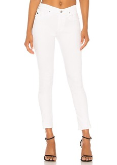 AG Adriano Goldschmied High Waisted Farrah Skinny Ankle