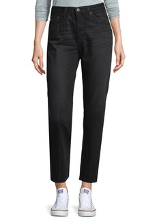 AG Adriano Goldschmied High-Rise Tapered Jeans