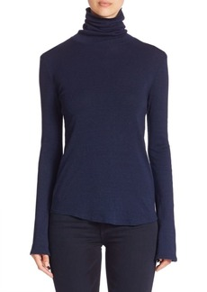 AG Adriano Goldschmied Indigo Capsule Collection by AG Octa Bell Sleeve Tee